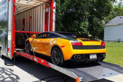 exotic car shipping lamborgini